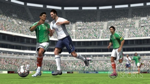 FIFA Soccer 10 Screenshot #16 for Xbox 360