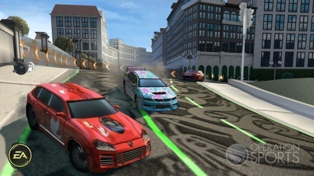 Need for Speed Nitro Screenshot #11 for Wii
