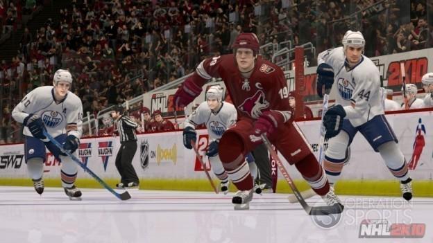 NHL 2K10 Screenshot #4 for Xbox 360