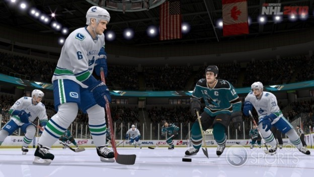 NHL 2K10 Screenshot #5 for Xbox 360