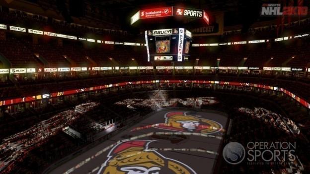 NHL 2K10 Screenshot #8 for Xbox 360