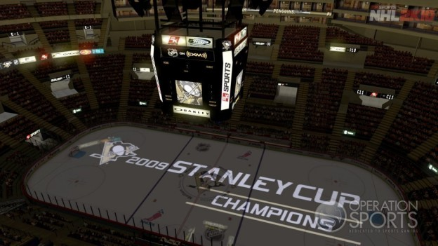 NHL 2K10 Screenshot #9 for Xbox 360