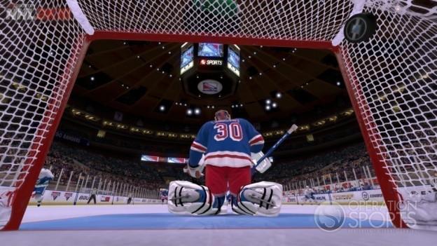 NHL 2K10 Screenshot #10 for Xbox 360