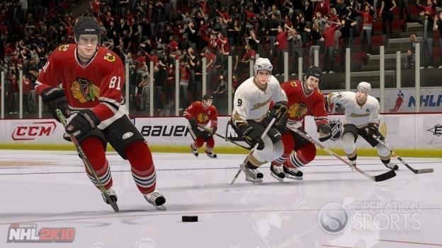 NHL 2K10 Screenshot #11 for Xbox 360