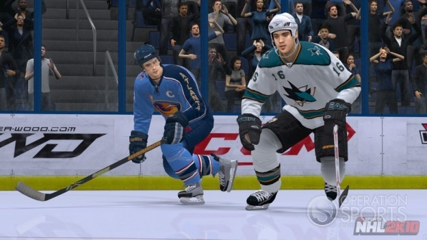 NHL 2K10 Screenshot #13 for Xbox 360