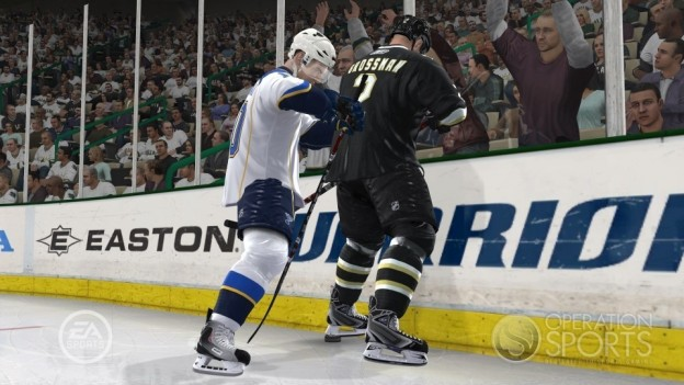 NHL 10 Screenshot #35 for Xbox 360