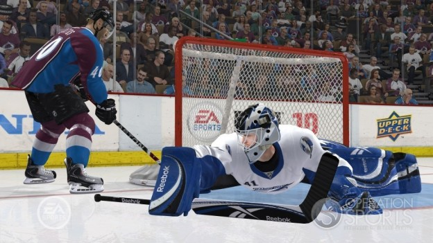 NHL 10 Screenshot #36 for Xbox 360