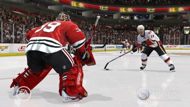 NHL 10 Screenshot #38 for Xbox 360