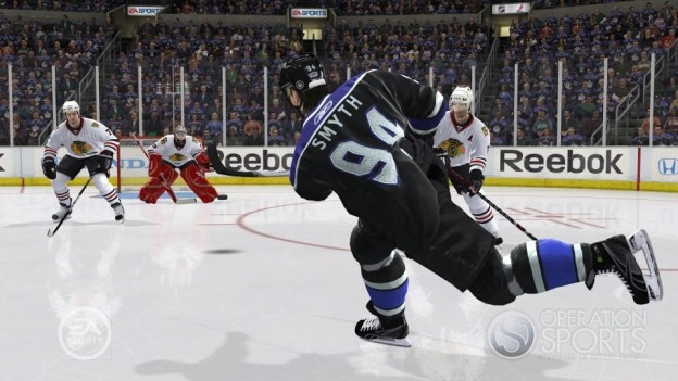 NHL 10 Screenshot #39 for Xbox 360