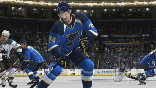 NHL 10 Screenshot #41 for Xbox 360