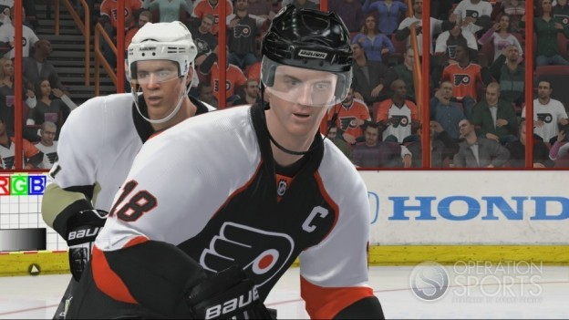 NHL 10 Screenshot #43 for Xbox 360