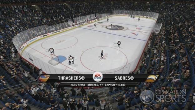 NHL 10 Screenshot #45 for Xbox 360