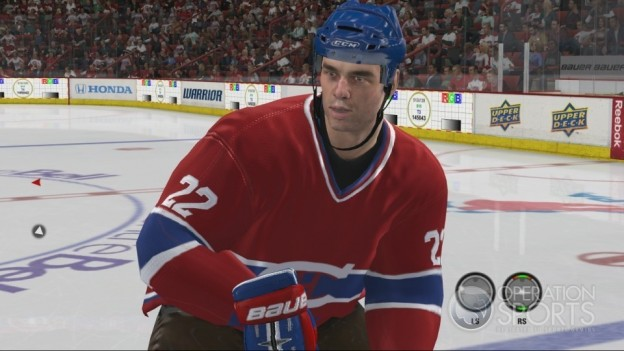 NHL 10 Screenshot #46 for Xbox 360