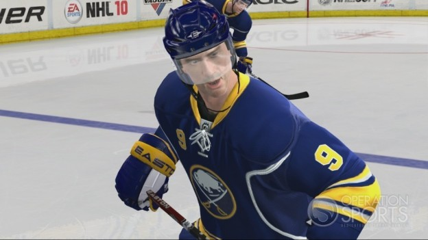 NHL 10 Screenshot #49 for Xbox 360