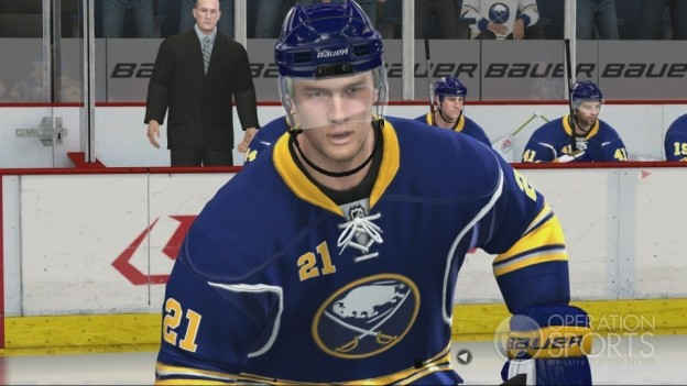 NHL 10 Screenshot #51 for Xbox 360