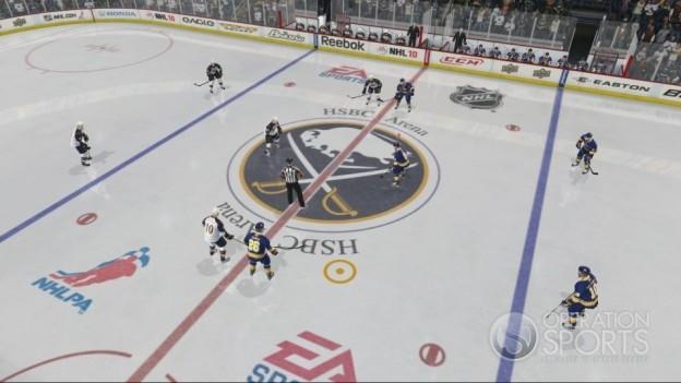 NHL 10 Screenshot #55 for Xbox 360