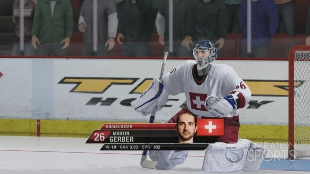 NHL 10 Screenshot #61 for Xbox 360
