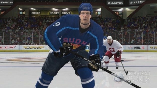 NHL 10 Screenshot #63 for Xbox 360