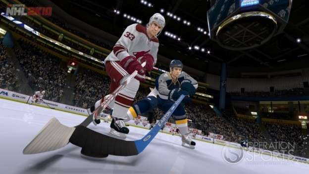 NHL 2K10 Screenshot #14 for Xbox 360