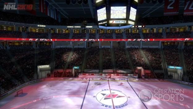 NHL 2K10 Screenshot #15 for Xbox 360