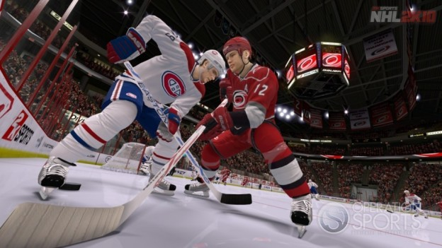 NHL 2K10 Screenshot #16 for Xbox 360