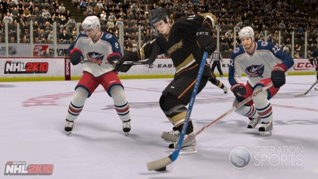 NHL 2K10 Screenshot #17 for Xbox 360