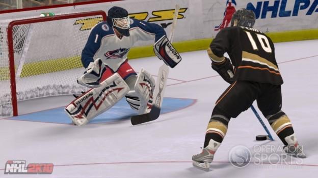 NHL 2K10 Screenshot #18 for Xbox 360