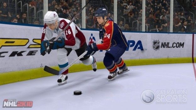 NHL 2K10 Screenshot #20 for Xbox 360