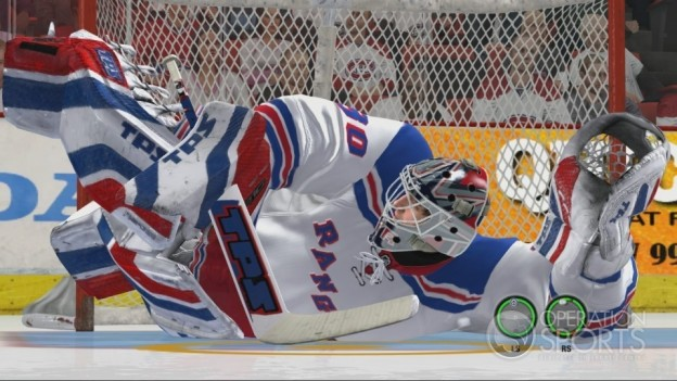 NHL 10 Screenshot #71 for Xbox 360