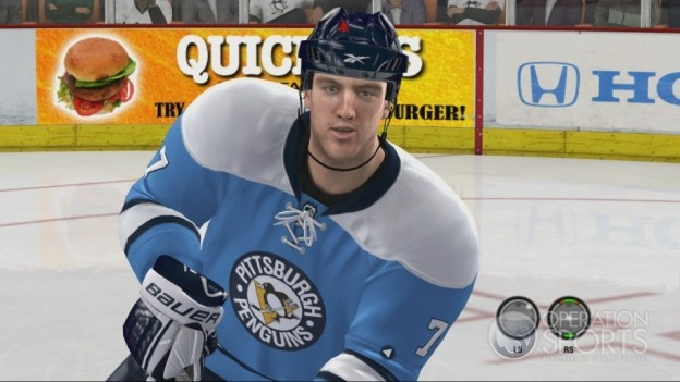 NHL 10 Screenshot #79 for Xbox 360