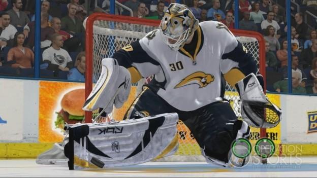 NHL 10 Screenshot #81 for Xbox 360