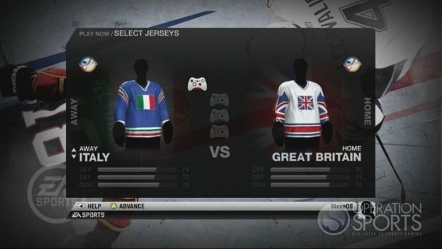 NHL 10 Screenshot #92 for Xbox 360