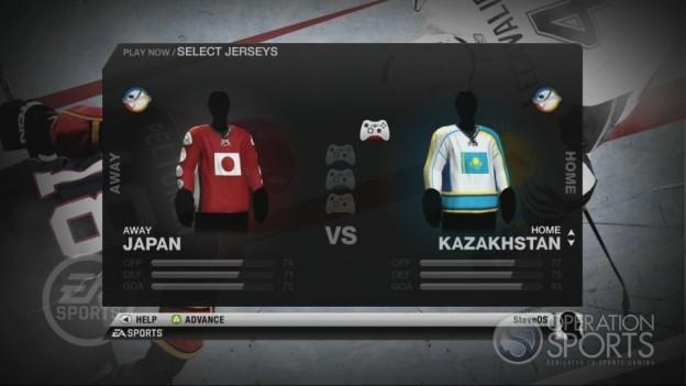 NHL 10 Screenshot #93 for Xbox 360