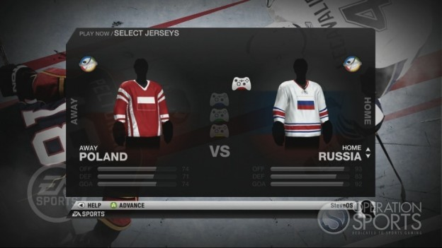 NHL 10 Screenshot #95 for Xbox 360