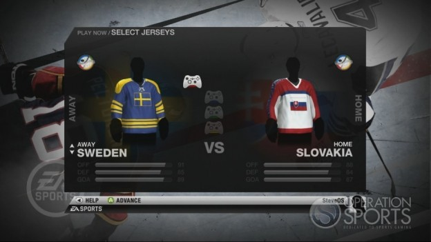 NHL 10 Screenshot #96 for Xbox 360