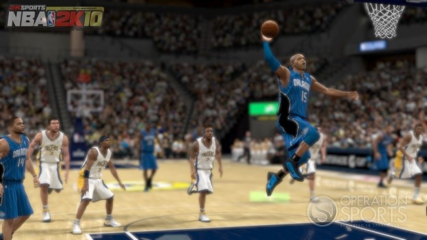NBA 2K10 Screenshot #30 for Xbox 360
