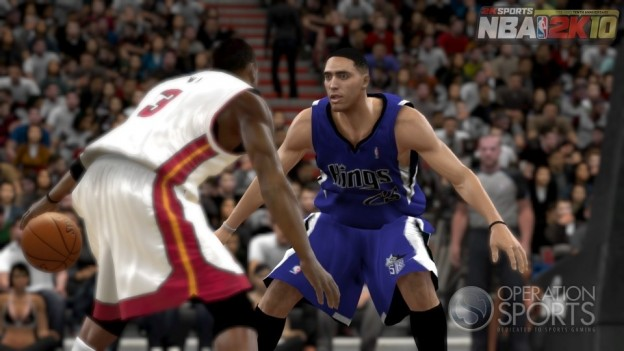 NBA 2K10 Screenshot #32 for Xbox 360