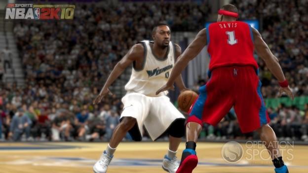 NBA 2K10 Screenshot #33 for Xbox 360