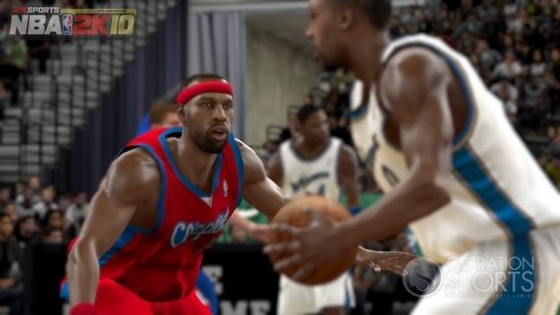 NBA 2K10 Screenshot #34 for Xbox 360