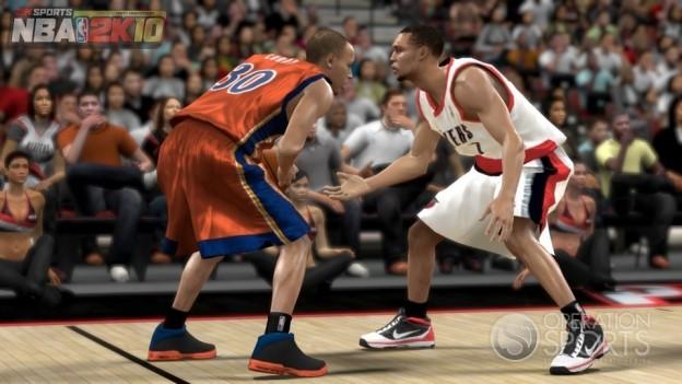 NBA 2K10 Screenshot #38 for Xbox 360