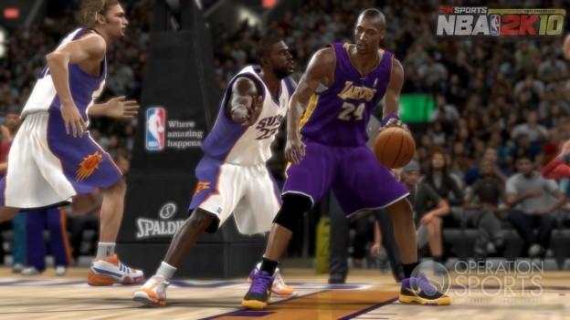 NBA 2K10 Screenshot #43 for Xbox 360