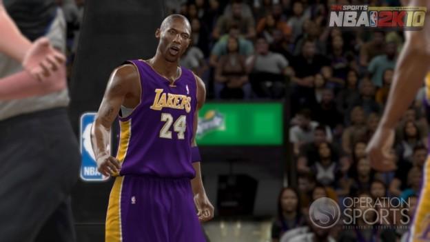 NBA 2K10 Screenshot #45 for Xbox 360