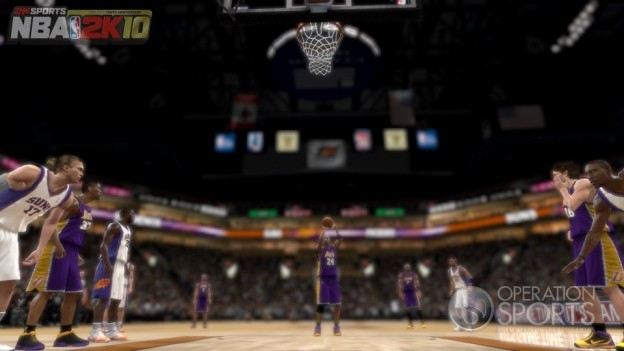 NBA 2K10 Screenshot #49 for Xbox 360