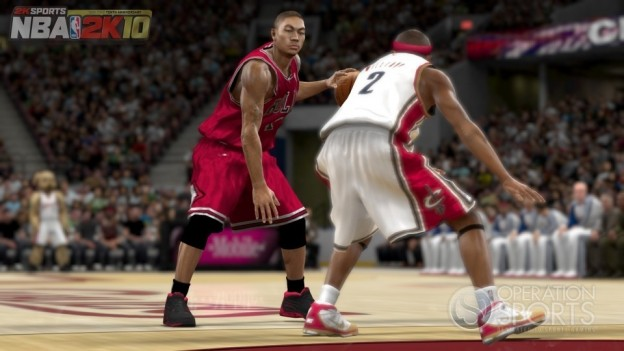 NBA 2K10 Screenshot #50 for Xbox 360