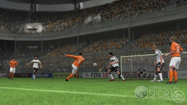 FIFA Soccer 10 Screenshot #18 for Xbox 360