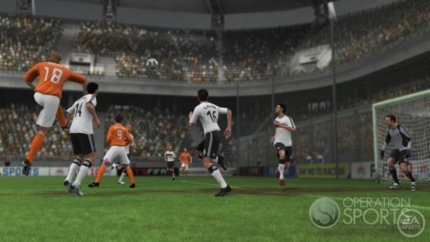 FIFA Soccer 10 Screenshot #19 for Xbox 360