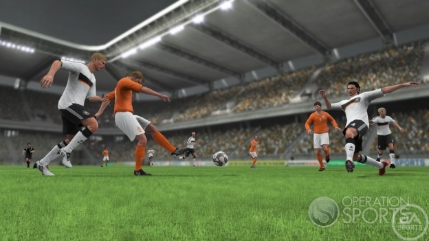 FIFA Soccer 10 Screenshot #20 for Xbox 360