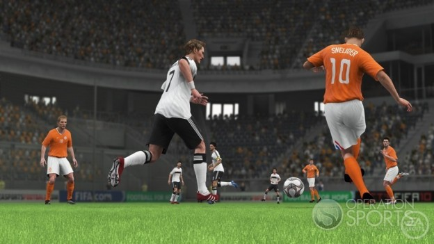 FIFA Soccer 10 Screenshot #21 for Xbox 360