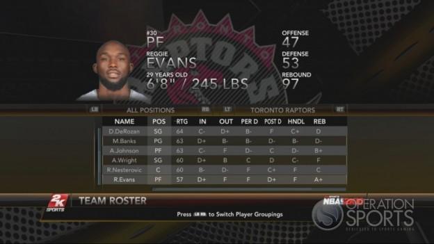 NBA 2K10 Screenshot #71 for Xbox 360