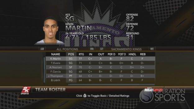 NBA 2K10 Screenshot #90 for Xbox 360